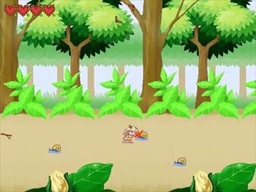 毛皮の英雄 Game Screen Shot3