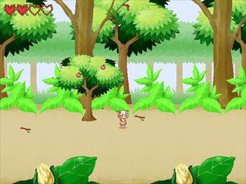 毛皮の英雄 Game Screen Shots