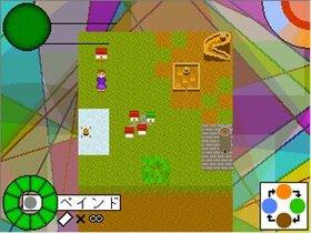 リベラの魔法 Game Screen Shot3