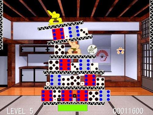 どすこいサイコロ(Dosukoi Saikoro) Game Screen Shot1