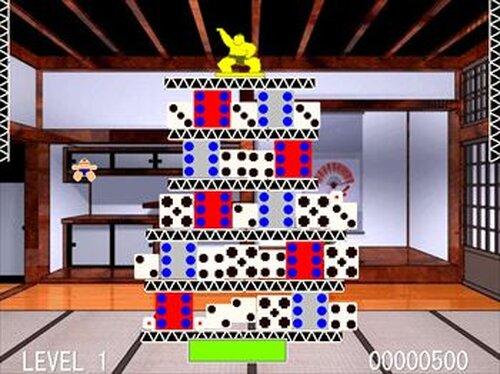 どすこいサイコロ(Dosukoi Saikoro) Game Screen Shots