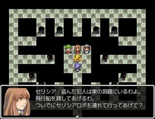 ピクシークエスト Game Screen Shots