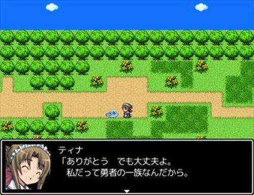 勇者様のわすれもの Game Screen Shot2