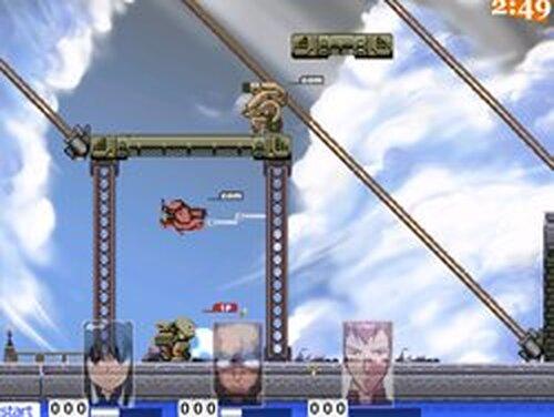 暁ナバロン(仮) Game Screen Shots
