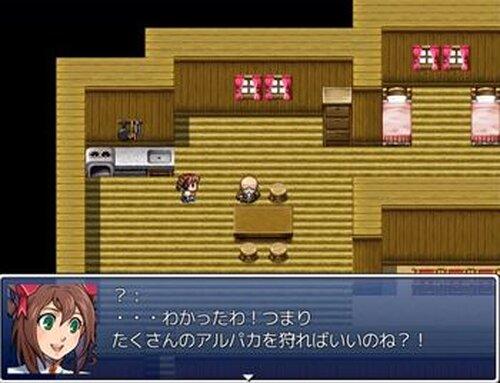 もふもふクエスト Game Screen Shot2