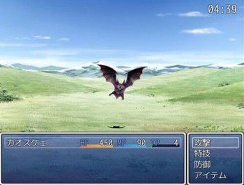 もふもふクエスト Game Screen Shot4