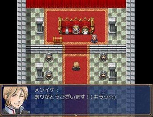 妄想勇者と現実勇者 Game Screen Shots