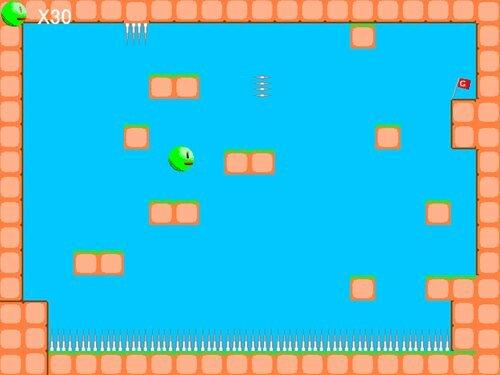 JUMP JUMP JUMP JUMP JUMP Game Screen Shot1