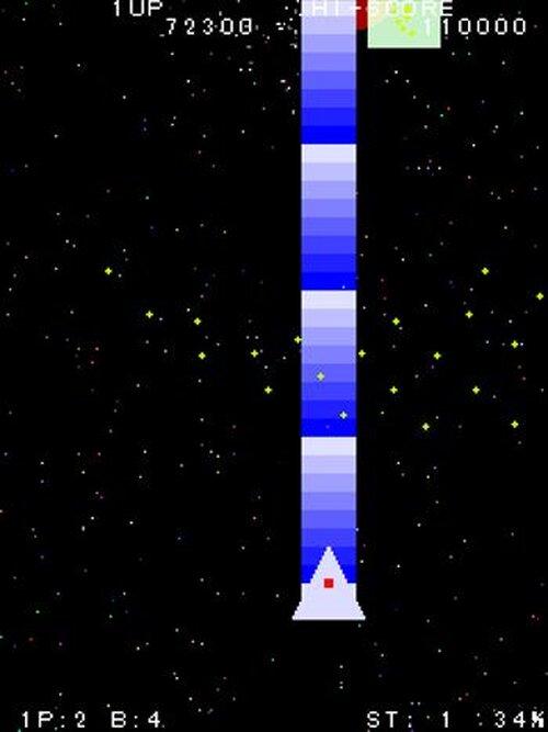 シューティングα Game Screen Shot4