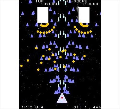 シューティングα Game Screen Shots