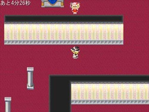 フランちゃんと鬼ごっこ Game Screen Shots