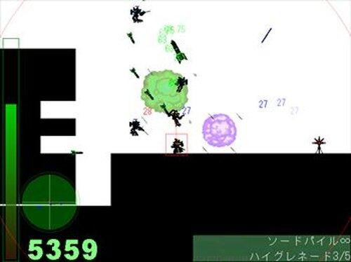 ジャンクエデン Game Screen Shot2