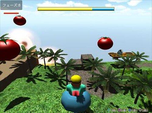 ザ・トマト3D Game Screen Shot5
