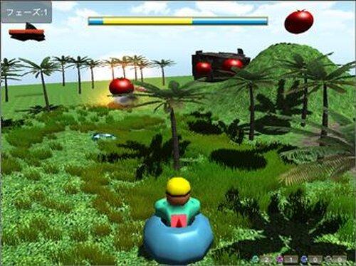 ザ・トマト3D Game Screen Shots