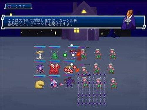 デビランクス Game Screen Shots