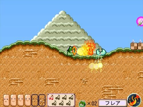 ネコかん Game Screen Shot1