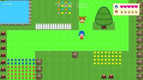 おいでにゃんこ Game Screen Shot1