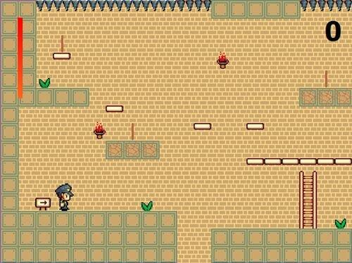 ガンバルおまわりさん Game Screen Shot1