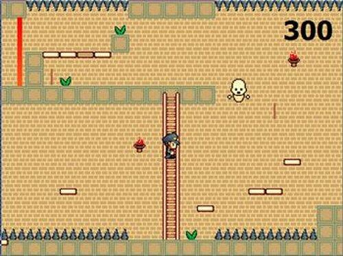 ガンバルおまわりさん Game Screen Shot3