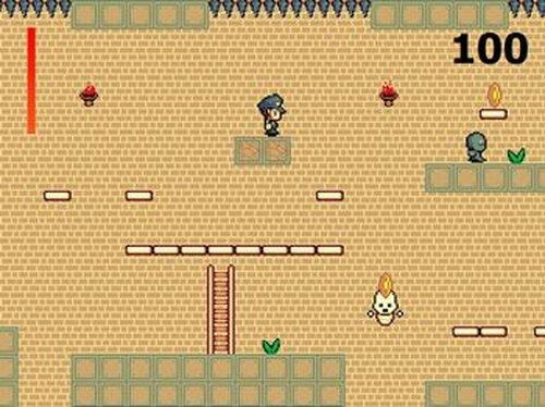 ガンバルおまわりさん Game Screen Shots