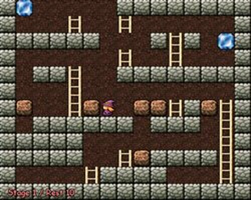 Magical Jewelry メルーの冒険 Game Screen Shots