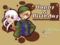 Happy & Birthday