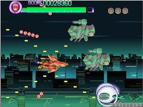 インビンシブルエスコーター Game Screen Shot4