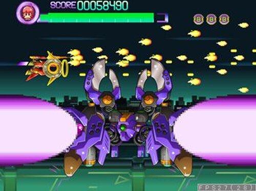 インビンシブルエスコーター Game Screen Shots