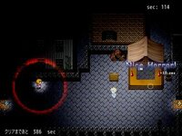 月光妖怪のゲーム画面