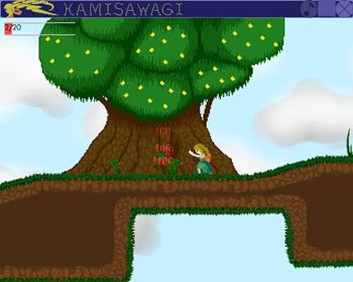 KAMISAWAGI Game Screen Shot5