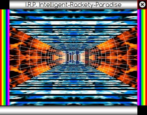 I.R.P. Intelligent-Rackety-Paradise Game Screen Shot1