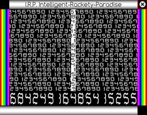 I.R.P. Intelligent-Rackety-Paradise Game Screen Shot3