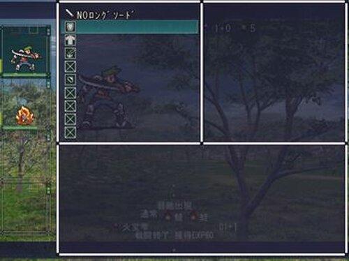 深緑の伝承記 Game Screen Shot5