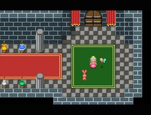 ベベルの絵 Game Screen Shot2