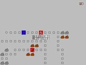 白銀の忍者 Game Screen Shot3