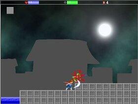 白銀の忍者 Game Screen Shot4