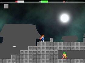 白銀の忍者 Game Screen Shot5