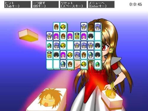 リユーネルピース Game Screen Shot1