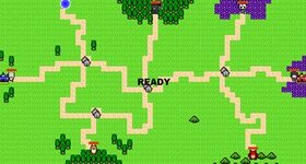 Tactics village Game Screen Shot2