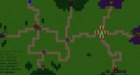 Tactics village Game Screen Shot3