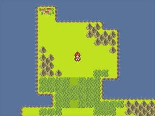伝説の少女 体験版 Game Screen Shot2