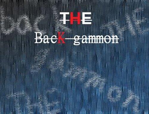 THE BACKGAMMON Game Screen Shot2