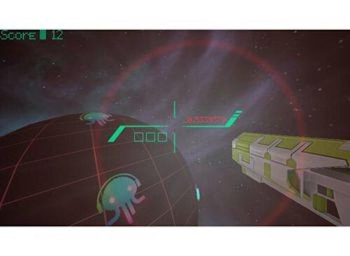 TECHNOPLANET DEFENSE FORCE Game Screen Shots