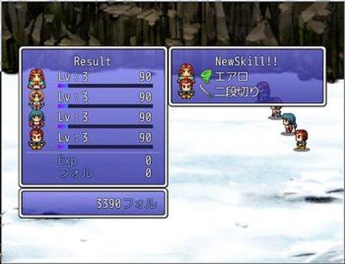 EndlessDestiny Game Screen Shot4