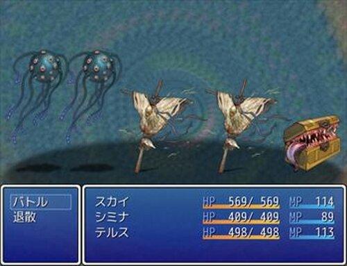 勇者へのコツコツゲーム Game Screen Shot5