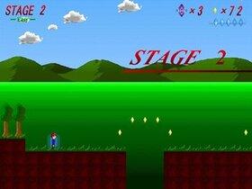 Road of bit Game Screen Shot2