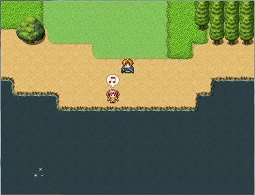 とりあえずテスト用のどうでもいいのゲーム Game Screen Shot1