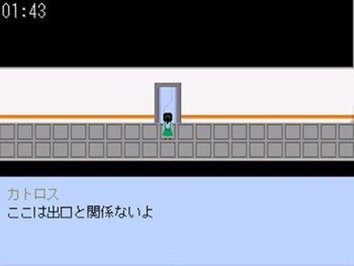 機械都市の迷子 Game Screen Shot3