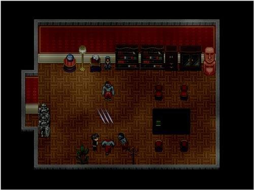贋物の館 Game Screen Shot