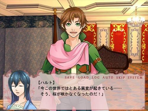 四月の勇者様 Game Screen Shot1